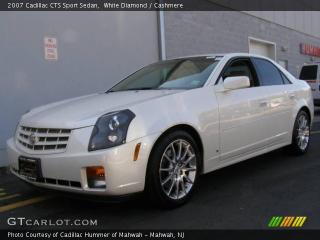 2005 Cadillac Cts Specifications
