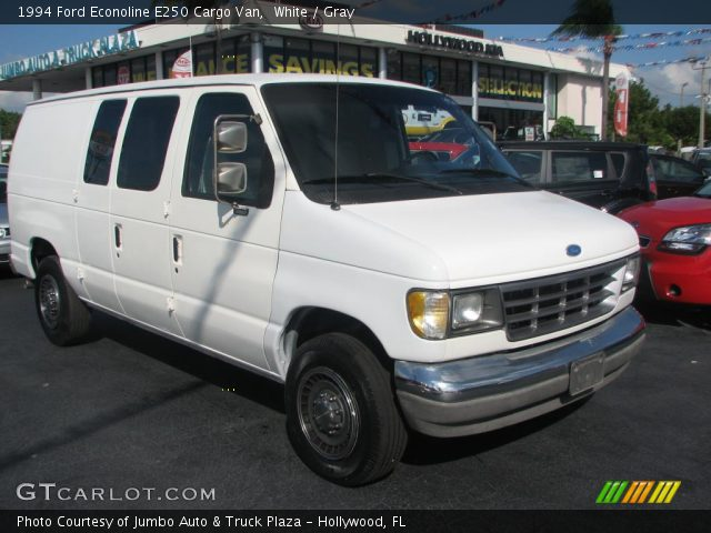 1994 Ford Econoline E150 Passenger Conversion Van Electric Current