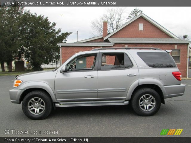 2004 Toyota Sequoia Limited 4x4