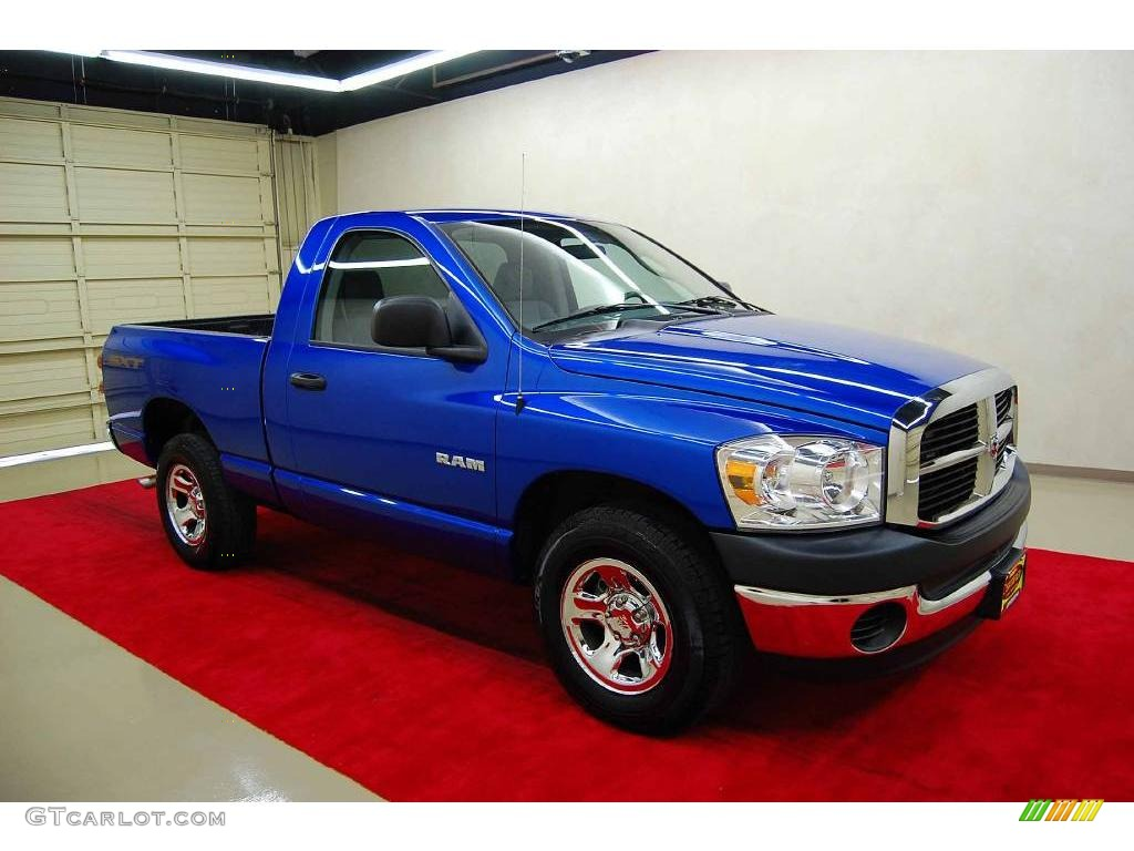 1500 Ram Dodge Horn Big 2007