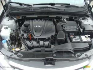 2014 Hyundai Sonata GLS Engine Photos | GTCarLot
