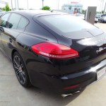 2015 Jet Black Metallic Porsche Panamera Turbo 103279554 Photo 5 Gtcarlot Com Car Color Galleries