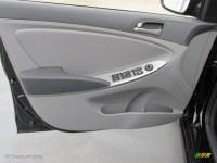 2015 Ultra Black Hyundai Accent GS 5-Door #103362075 Photo ...