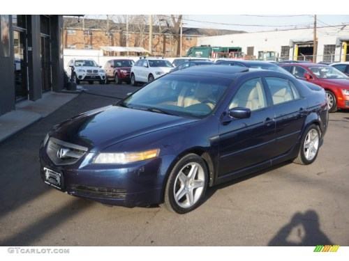 small resolution of 2005 abyss blue pearl acura tl 3 2 103748652