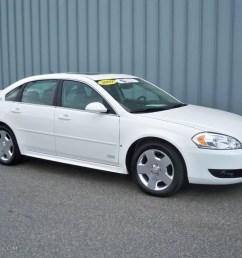 white chevrolet impala chevrolet impala ss [ 1024 x 768 Pixel ]