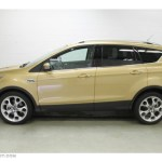 2015 Karat Gold Metallic Ford Escape Titanium 106885091 Gtcarlot Com Car Color Galleries