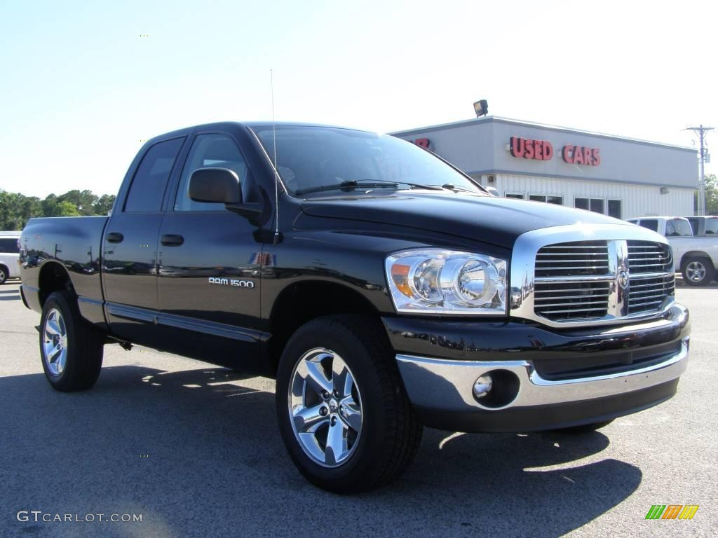 2007 Dodge Ram 1500 Big Horn