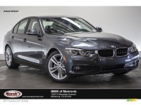 2016 Mineral Grey Metallic BMW 3 Series 320i Sedan ...