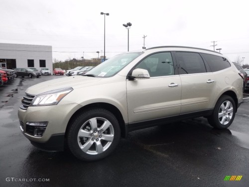 small resolution of champagne silver metallic chevrolet traverse