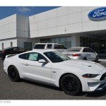 2018 Oxford White Ford Mustang Gt Premium Fastback 126663607 Gtcarlot Com Car Color Galleries