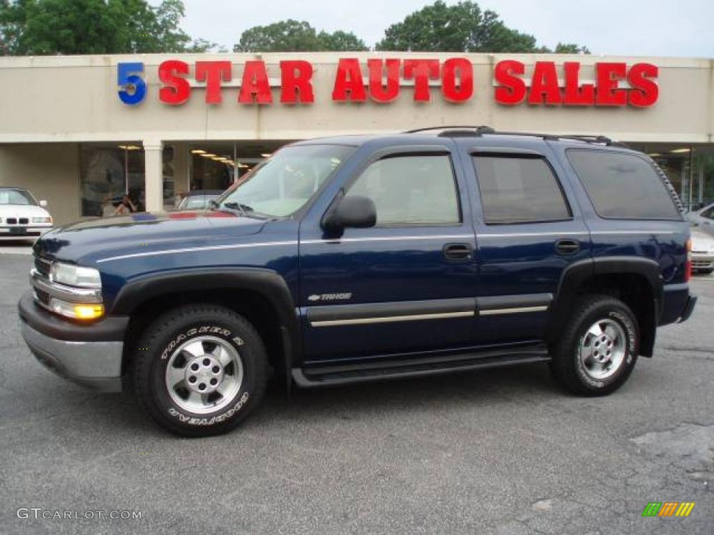 hight resolution of indigo blue metallic chevrolet tahoe chevrolet tahoe lt