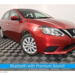 2017 Red Alert Nissan Sentra Sv 127461304 Gtcarlot Com Car Color Galleries