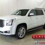2018 White Frost Tricoat Gmc Yukon Xl Slt 4wd 128671199 Gtcarlot Com Car Color Galleries