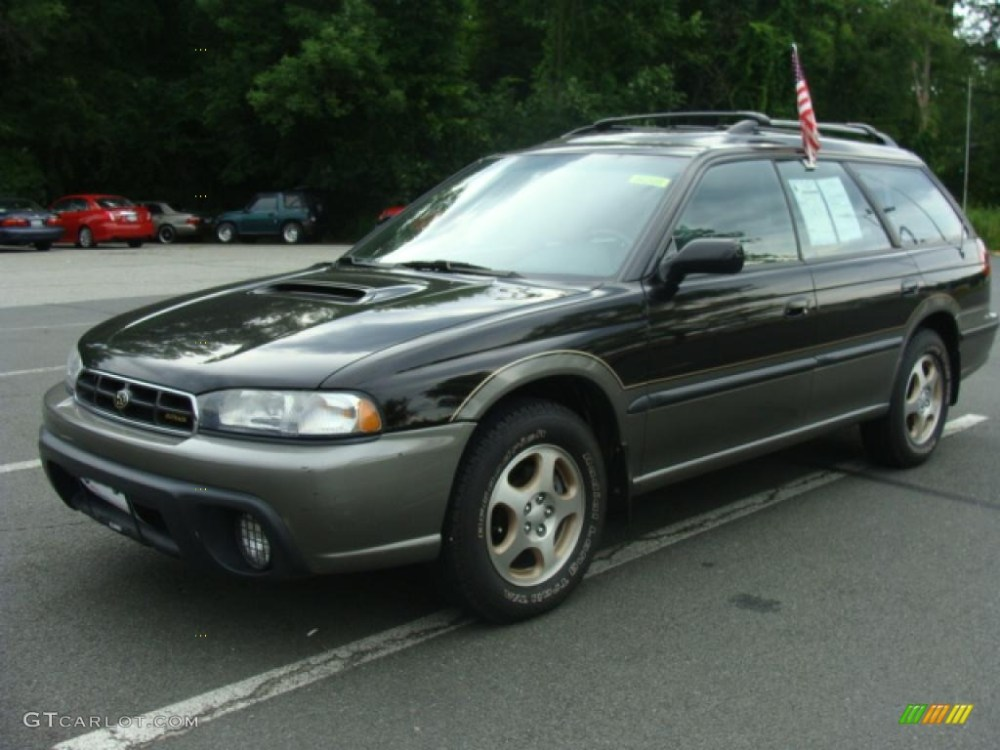 medium resolution of black granite pearl subaru legacy 1997 black granite pearl subaru legacy outback