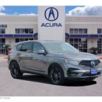 2020 Modern Steel Metallic Acura Rdx A Spec 135098218 Gtcarlot Com Car Color Galleries