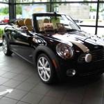 2009 Midnight Black Mini Cooper Convertible 13611319 Gtcarlot Com Car Color Galleries