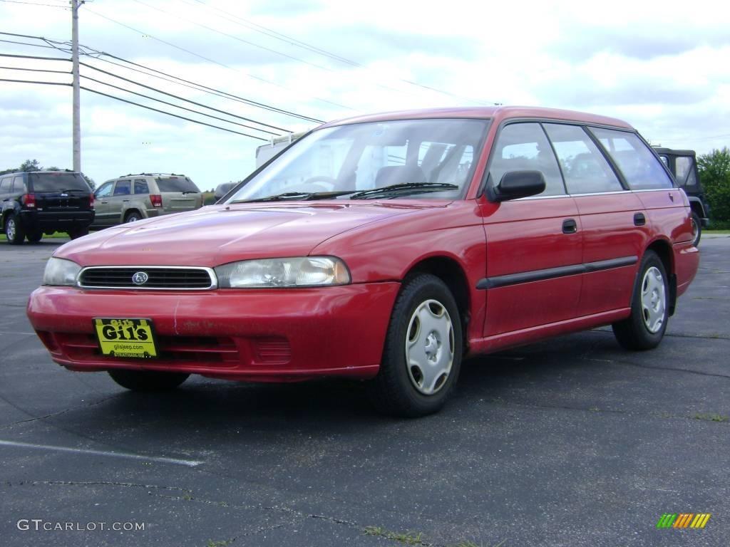 1998 Subaru Outback Interior