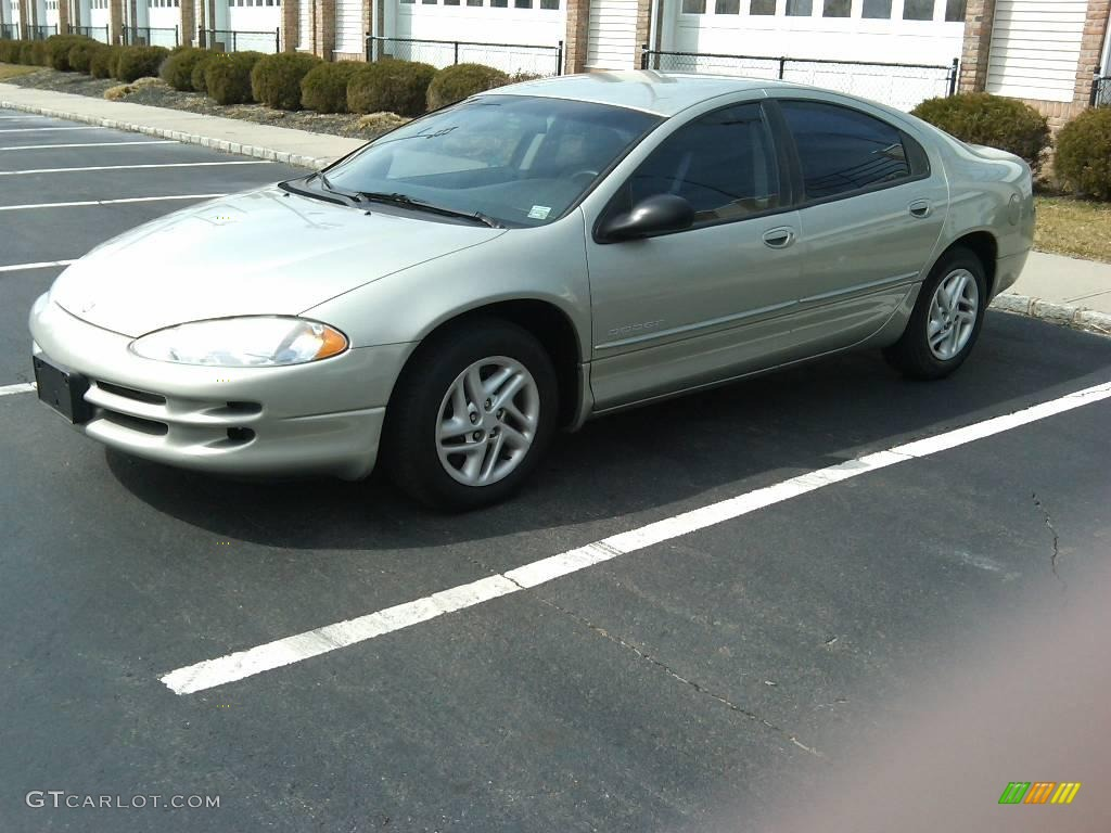 hight resolution of champagne pearl metallic dodge intrepid