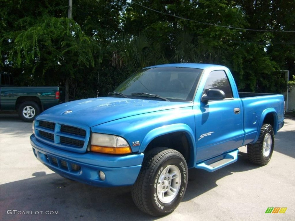 medium resolution of 98 dodge dakota 4x4