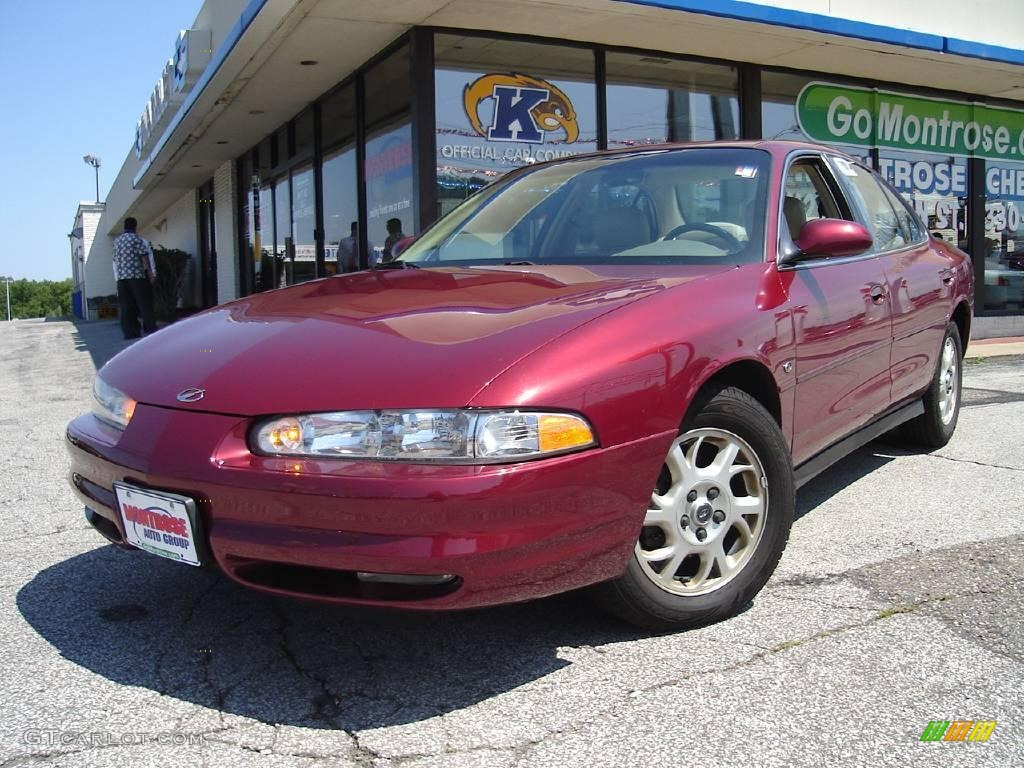 hight resolution of ruby red oldsmobile intrigue