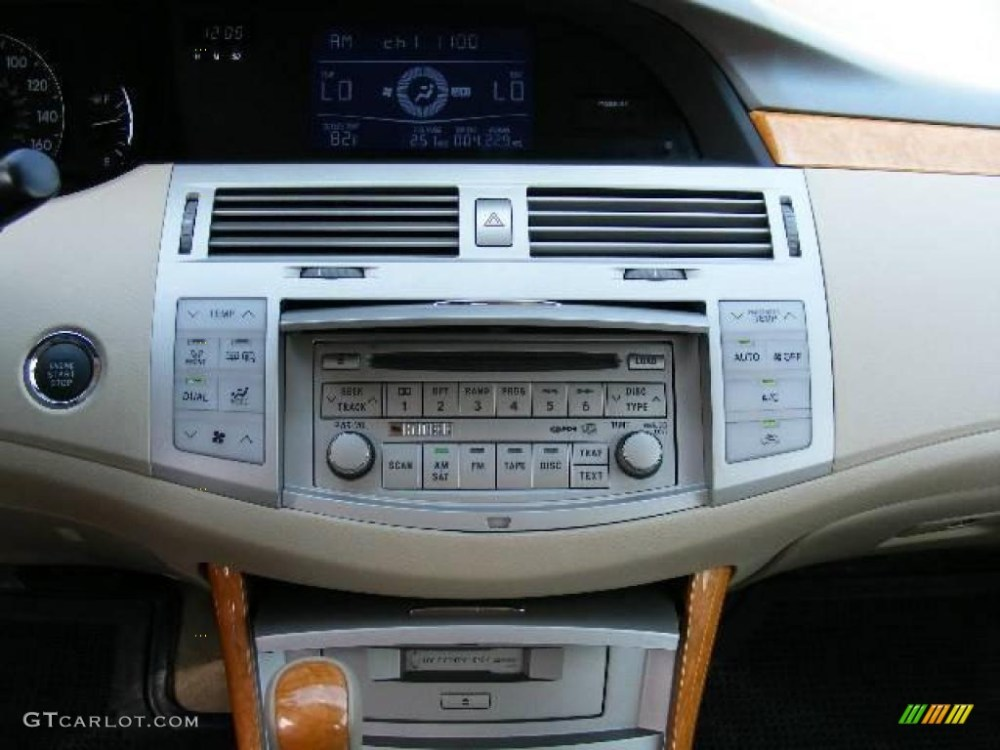 medium resolution of 2007 h3 stereo wiring colors 2005 avalon factory radio wiring diagram toyota stereo wire colors 57