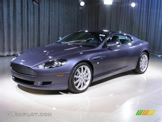 2006 Slate Blue Aston Martin Db9 Coupe #172187  Gtcarlot