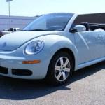 2006 Aquarius Blue Volkswagen New Beetle 2 5 Convertible 17259856 Gtcarlot Com Car Color Galleries