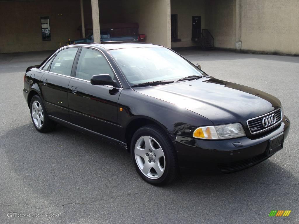 1999 Audi A4 Climate Control