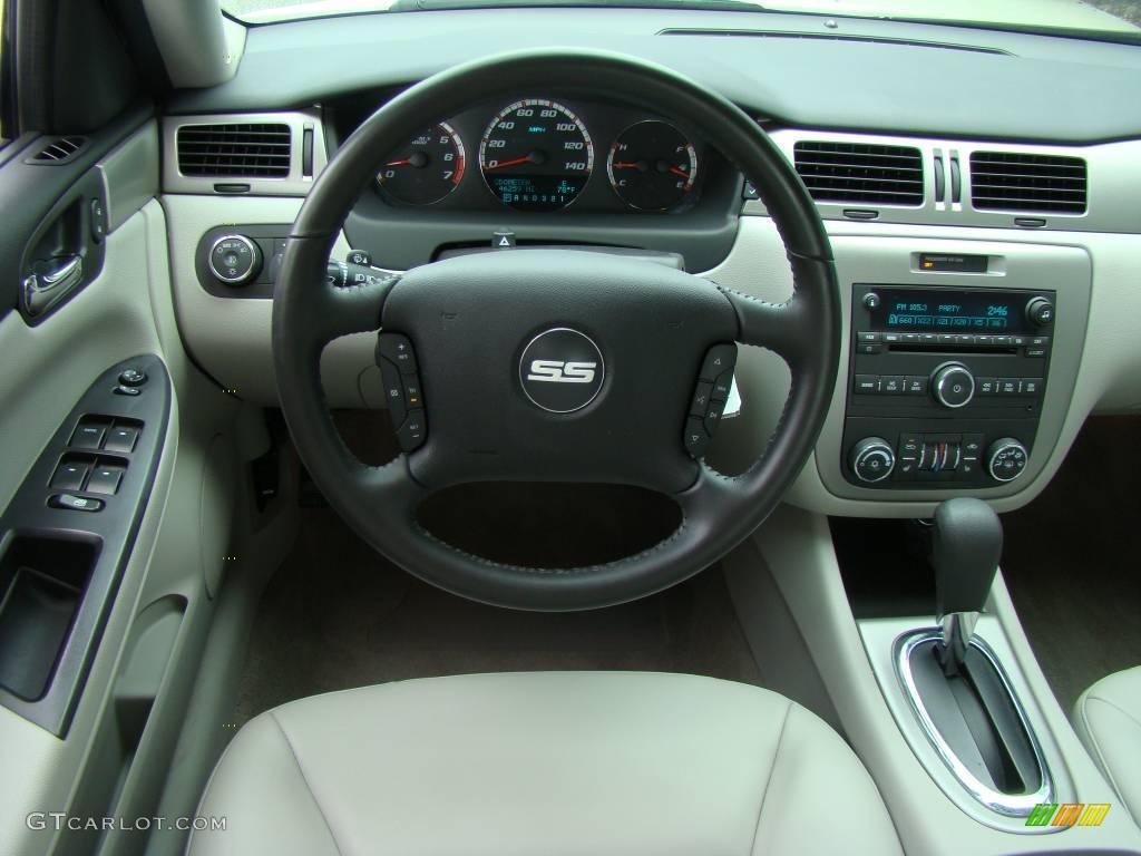 Impala Chevrolet Interior Chevy 2007