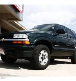 2003 blazer ls 4x4 dark green metallic medium gray photo 14 [ 1024 x 768 Pixel ]