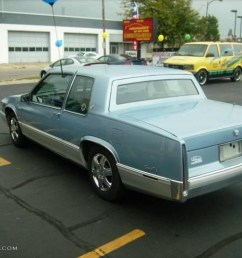 1989 deville sedan light sapphire blue metallic blue photo 5 [ 1024 x 768 Pixel ]