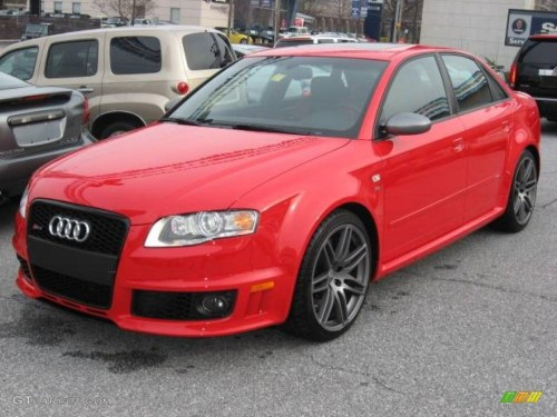small resolution of misano red pearl effect audi rs4