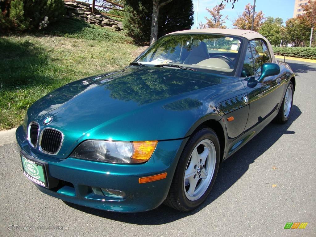 hight resolution of dark green bmw z3 bmw z3 1 9 roadster