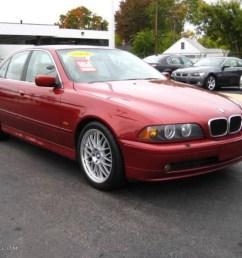 2001 5 series 525i sedan siena red metallic sand beige photo 1 [ 1024 x 768 Pixel ]