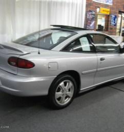 2000 cavalier z24 coupe ultra silver metallic graphite photo 3 [ 1024 x 768 Pixel ]