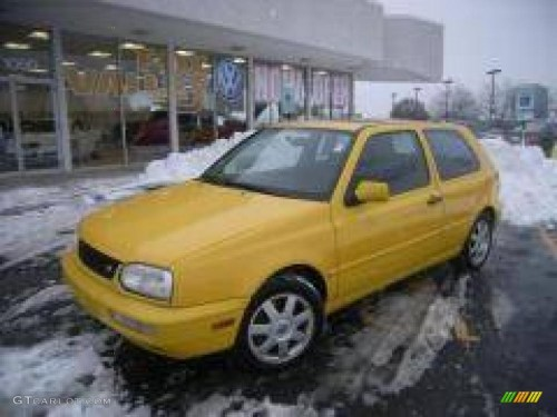 small resolution of ginster yellow volkswagen gti volkswagen gti vr6