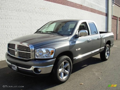 small resolution of mineral gray metallic dodge ram 1500 dodge ram 1500 big horn edition quad cab