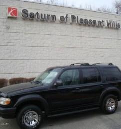 black clearcoat ford explorer [ 1024 x 768 Pixel ]