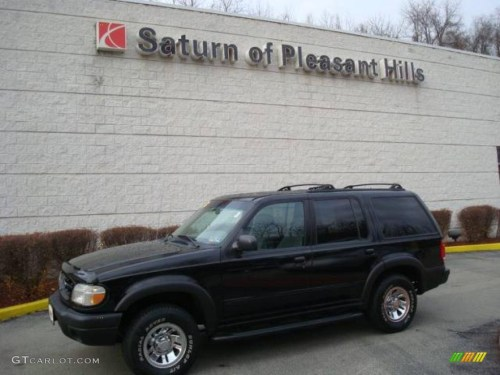 small resolution of black clearcoat ford explorer