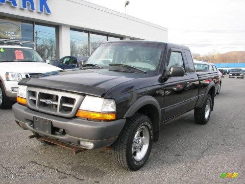 small resolution of black ford ranger