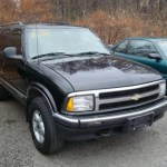 1995 Black Chevrolet Blazer 4x4 22915337 Gtcarlot Com Car Color Galleries
