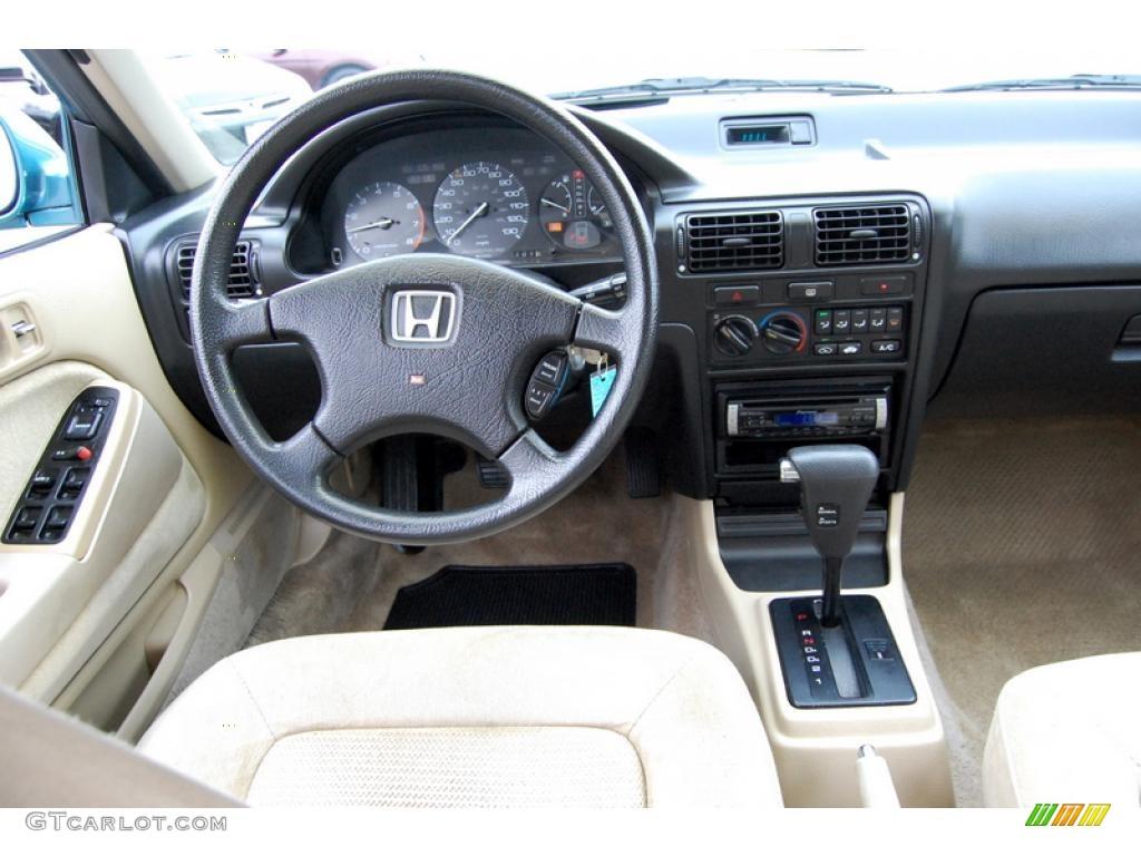 Accord Honda 1991 Inside