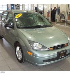 2003 focus se sedan light tundra metallic medium graphite photo 1 [ 1024 x 768 Pixel ]