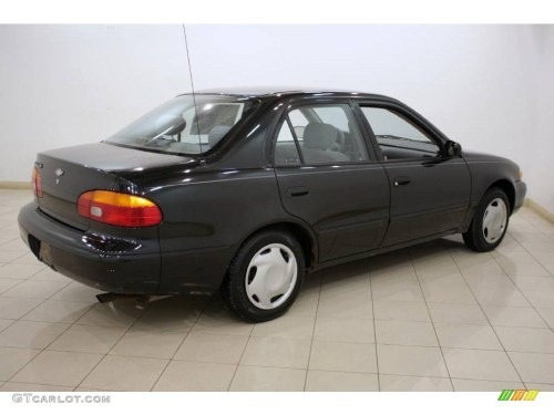 small resolution of 2001 black metallic chevrolet prizm 25352814 photo 6
