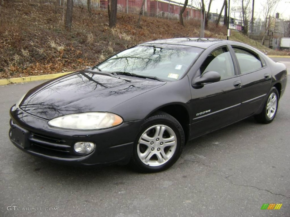 medium resolution of 1999 deep slate pearl dodge intrepid es 25537938