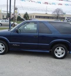 2002 blazer xtreme indigo blue metallic medium gray photo 7 [ 1024 x 768 Pixel ]