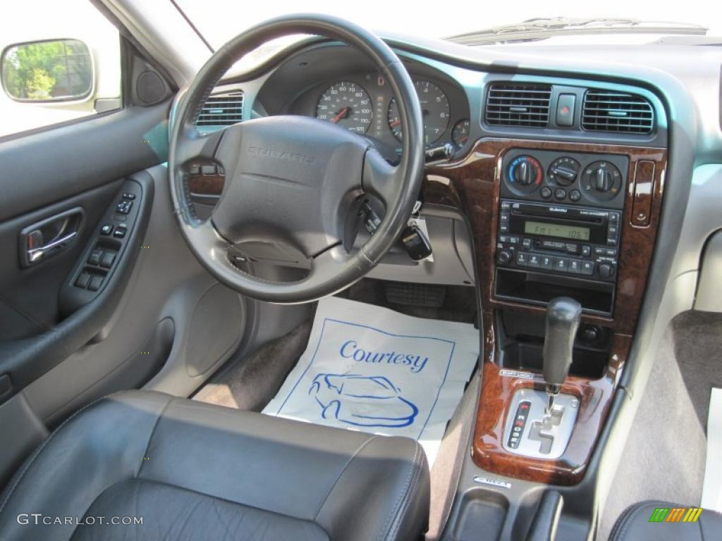 2000 Subaru Legacy Outback Limited Wagon
