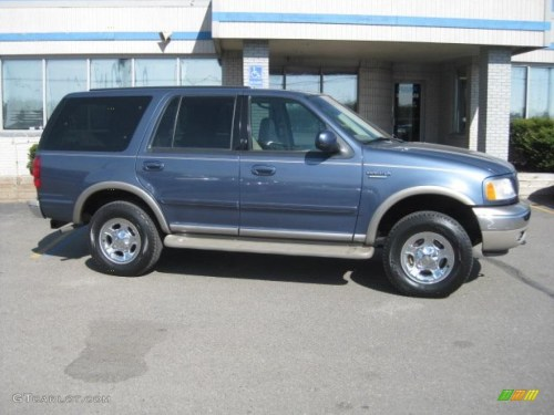 small resolution of medium wedgewood blue metallic ford expedition