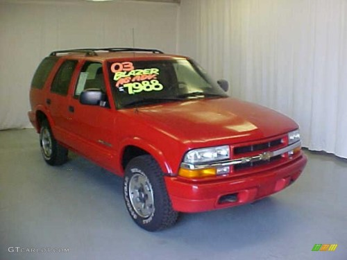 small resolution of victory red chevrolet blazer