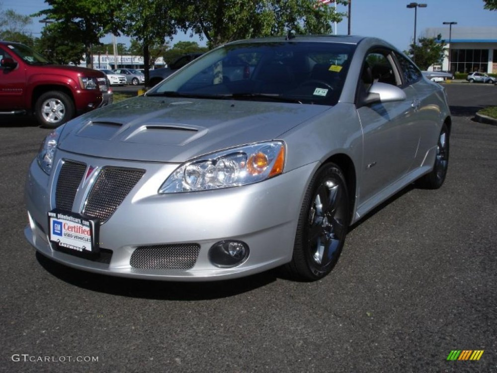 medium resolution of 2009 g6 gxp coupe quicksilver metallic ebony photo 1